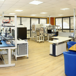 Laboratorio - vista 1